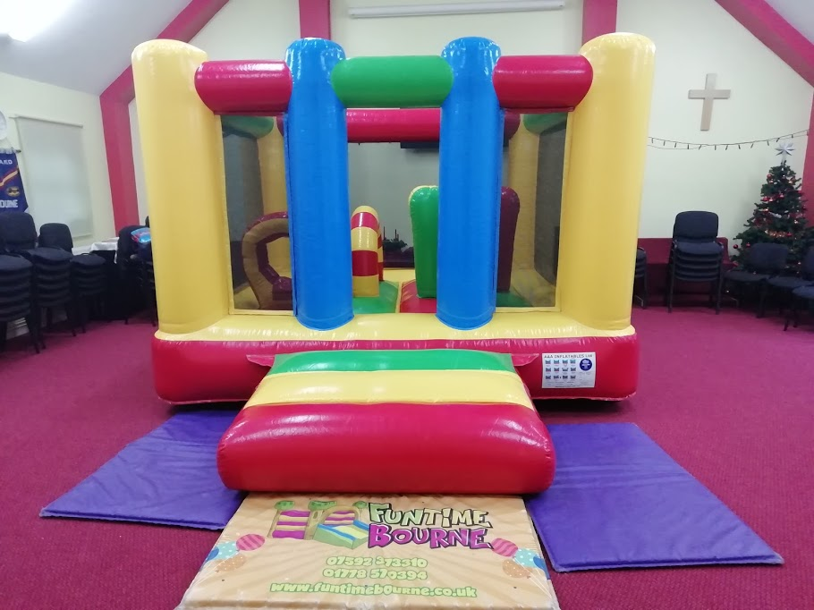 Toddler Activity Bouncy Castle Hire Spalding And Peterborough
