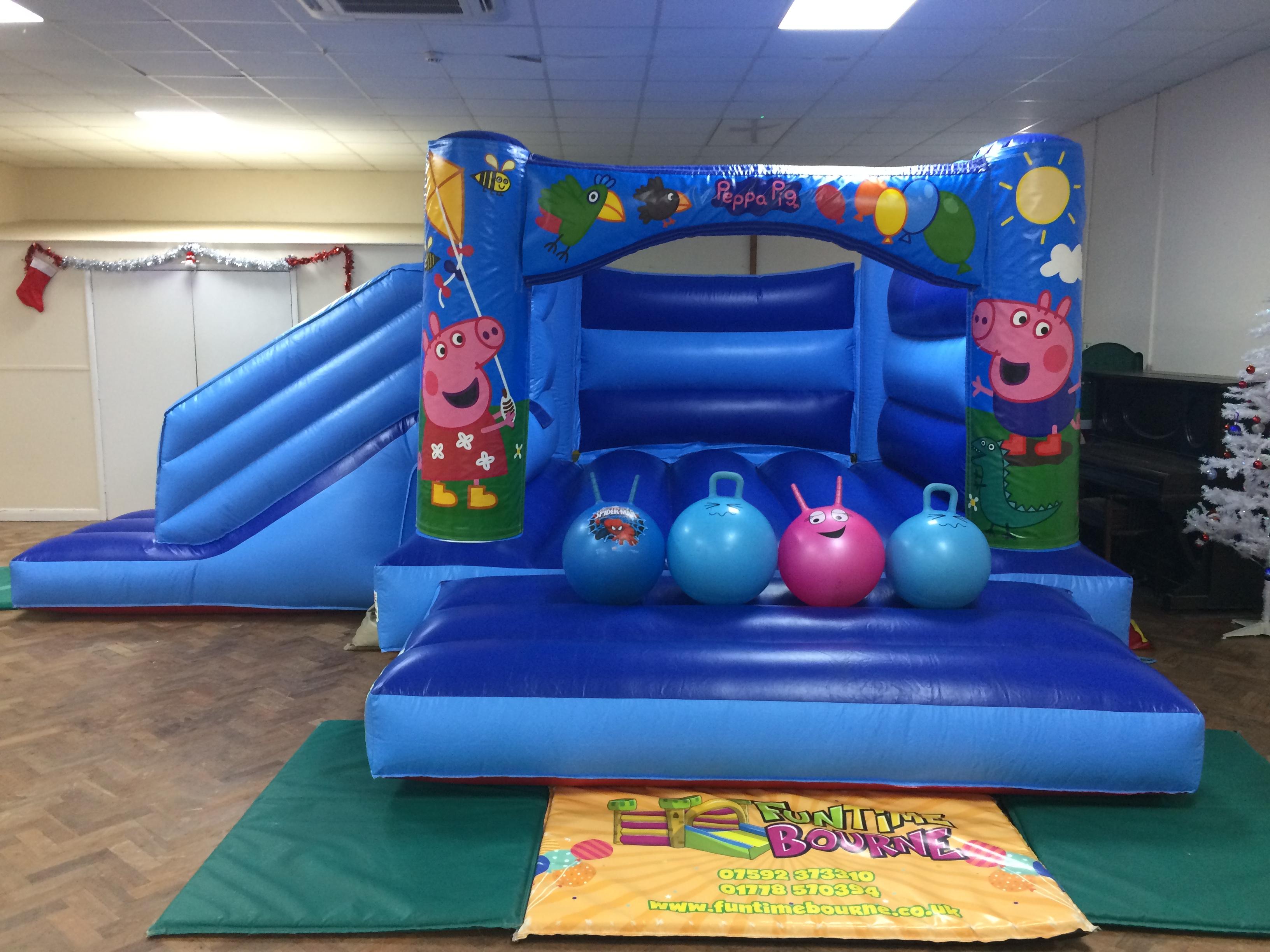 Peppa Bouncy Castle In Spalding