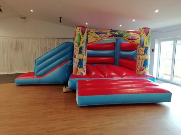 Bounce And Slide Bouncy Castle In Spalding