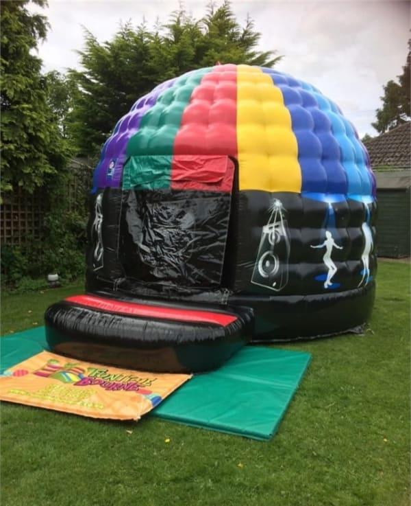 Disco Dome Hire In Spalding